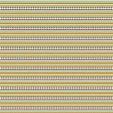 Retro Vintage Diamonds Chain Stripe Lines Ethnic Native Seamless Pattern. Diamonds Chain Colored Scribble Stripe Lines Abstract Vintage Ornaments Ethnic Native Royalty Free Stock Photography