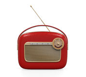 Retro Vintage Radio Royalty Free Stock Images