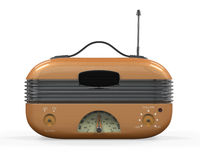 Retro Vintage Radio Royalty Free Stock Image