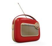 Retro Vintage Radio Royalty Free Stock Image