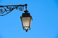 Retro vintage street light Royalty Free Stock Image