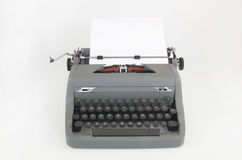 Retro Or Vintage Typewriter Royalty Free Stock Images