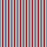 Retro VINTAGE usa Color style seamless stripes pattern. Abstract Royalty Free Stock Images