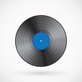 Retro Vinyl Record Stock Images