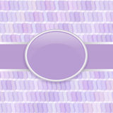 Retro violet soft cover Stock Photos