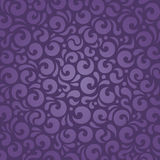 Retro violet vintage pattern background Stock Image