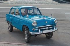 Retro voertuig Royalty-vrije Stock Afbeelding