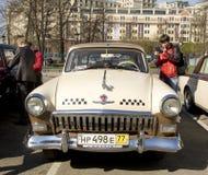 Retro Volga Obrazy Stock