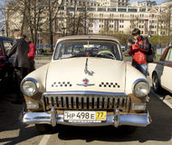 Retro Volga Stock Afbeeldingen