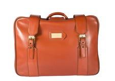 retro walizka Zdjęcia Stock