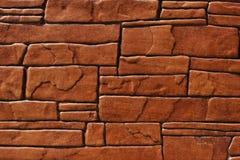 Retro wall design stock images