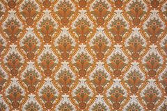 Retro Wallpaper Royalty Free Stock Photos