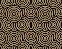 Retro wallpaper Stock Photography