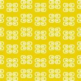 Retro wallpaper. Decorative abstract retro patterned wallpaper background design Stock Photo