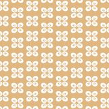 Retro wallpaper. Decorative abstract retro patterned wallpaper background design Royalty Free Stock Photography