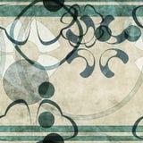 Retro wallpaper Stock Photography