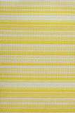 Retro wallpaper background. Retro textured yellow and white wallpaper background Stock Photo