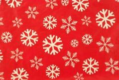 retro wallpaper för jul Arkivfoton