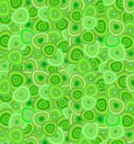 Retro Wallpaper In Green Stock Photos