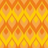 Retro wallpaper tile stock illustration