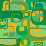Retro wallpaper vector Stock Images