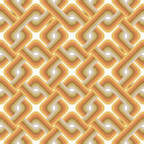 Retro wallpaper - Vintage vector pattern Stock Photos