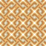 Retro wallpaper - Vintage vector pattern Stock Photos
