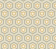 Retro wallpaper - Vintage vector pattern. Retro wallpaper - Vintage 2D vector pattern Royalty Free Stock Photos