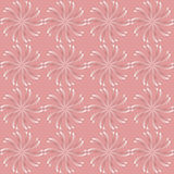 Floral  wallpapper pattern. An abstract flowers retro wallpapper  background Stock Image