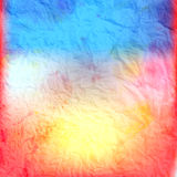 Retro watercolor background Royalty Free Stock Photo
