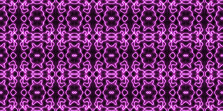 Retro wavy background. Seamless pattern. Raster. Kaleidoscopic orient popular style Royalty Free Stock Image