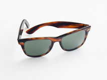 Retro wayfarer sun glasses Stock Images