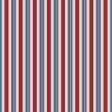 Retro- WEINLESE USA färben nahtloses Streifenmuster der Art Auszug lizenzfreie stockbilder