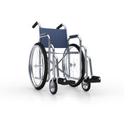 Retro Wheelchair Royalty Free Stock Images