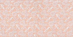 Retro white lace. Stock Image