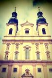 Retro Wien royaltyfri bild