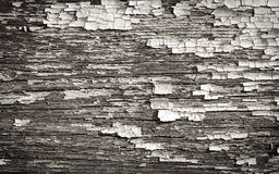 Retro wietrzejąca drewniana tło tekstura Obraz Stock
