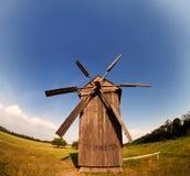 Retro windmill Royalty Free Stock Photos