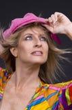 Retro Woman Stock Photos