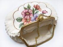 Retro woman's bag Stock Photography