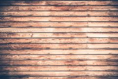 Retro Wooden Background Stock Photography