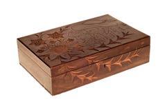 Retro Wooden Box Royalty Free Stock Image