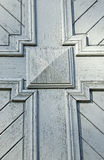 Retro wooden door background Royalty Free Stock Photo
