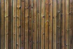 Retro wooden door stock image