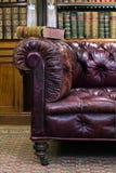 Retro woonkamer Royalty-vrije Stock Afbeeldingen