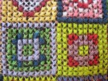 Retro workmanship embroiderers Stock Photos