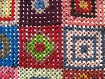 Retro workmanship embroiderers Royalty Free Stock Photos