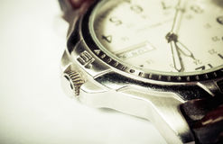 Retro wristwatch Stock Photos