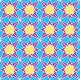 Retro wzór geometryczni kształty Kolorowy mozaiki tło Geometrycznego modnisia retro tło, umieszcza twój tekst na wierzchołku ono ilustracji