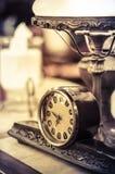 retro zegara Zdjęcie Stock